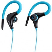 Groov-e Sports Clips Ultra Light Earphones Blue