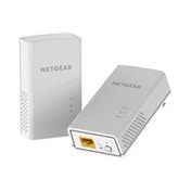 Netgear PL1000 1000Mbit/s Ethernet LAN White 1pc(s) PowerLine network adapter