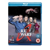Red Dwarf X Season Blu Ray