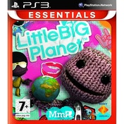 Little Big Planet Game (Essentials) PS3