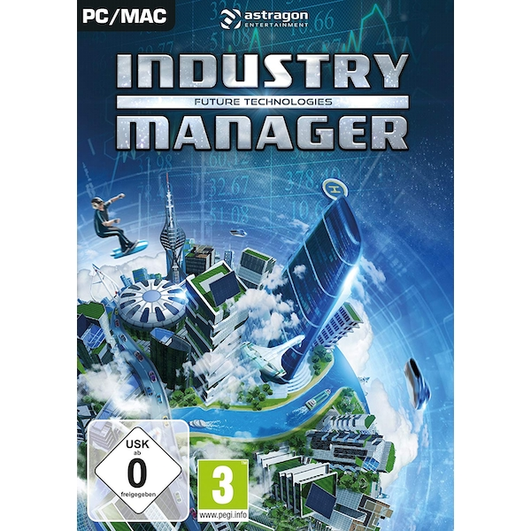 Industry Manager Future Technologies PC Game
