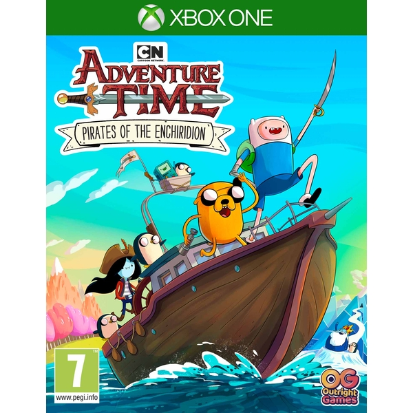 Image of Adventure Time Pirates of the Enchiridion Xbox One Game