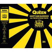 Queen - Happy And Glorious All The Hits From Tokyo CD