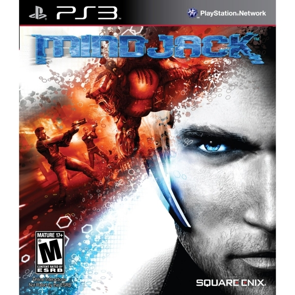 Mindjack Game PS3