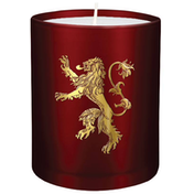 House Lannister (Game of Thrones) Glass Candle 8 x 9 cm