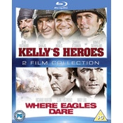 Kelly's Heroes/Where Eagles Dare Double Pack Blu-ray