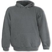 Metall Streetwear Men's Large Hoodie - Grey