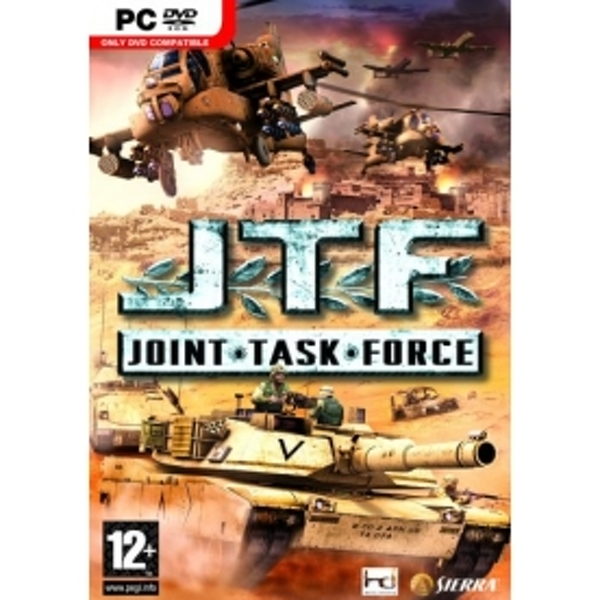 JTF Joint Task Force Game PC