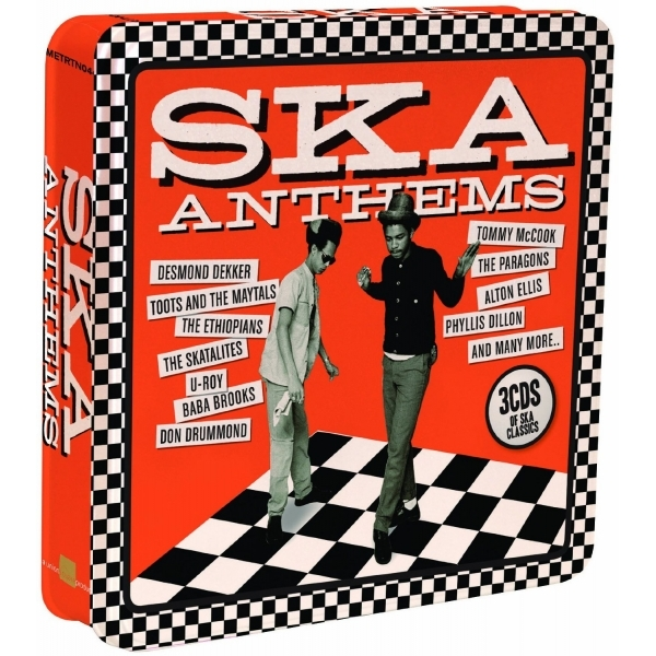 Various Artists - Ska Anthems CD