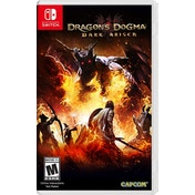 Dragon's Dogma Dark Arisen Nintendo Switch Game (#)