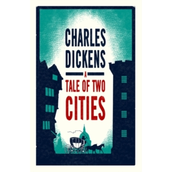 A Tale of Two Cities (Evergreens) Paperback