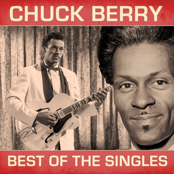 Chuck Berry - Best Of The Singles - Red  Vinyl