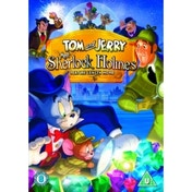 Tom and Jerry Sherlock Holmes DVD