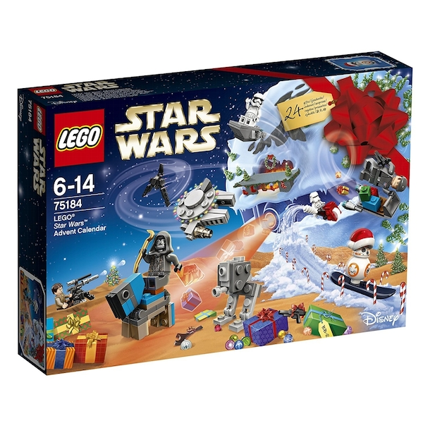 Lego Star Wars Advent Calendar (2017) 75184