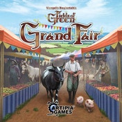 Fields of Green Grand Fair Board Game Expansion