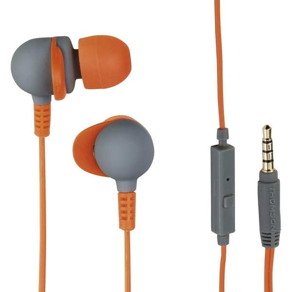 Thomson EAR3245 In-Ear Sport Earphones, sweat-resistant, splash-proof