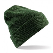Antique Moss Heritage Knitted Beanie ZT