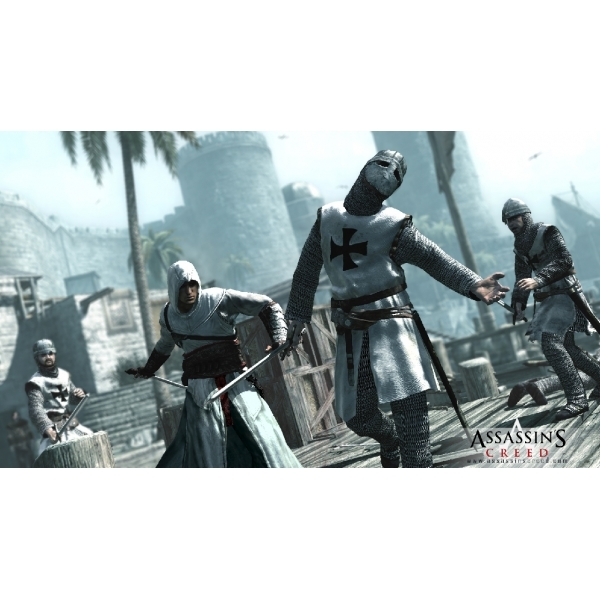 Assassin's Creed (Classics) Xbox 360 Game - Image 3