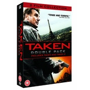 Taken / Taken 2 Double Pack DVD
