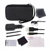 Crown Deluxe 12-in-1 Accessory Pack Black 3DS