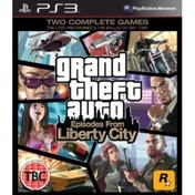 Ex-Display Grand Theft Auto GTA Episodes From Liberty City Game PS3 Used - Like New
