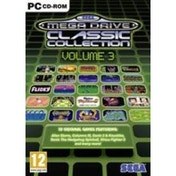 Sega Mega Drive Classic Collection Vol 3 Game PC