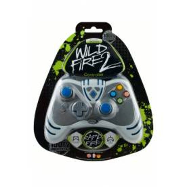 Datel Wired Wildfire 2 Controller White Xbox 360