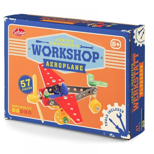 Workshop Construction Kit Toy Helicopter
