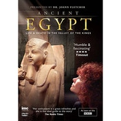 Ancient Egypt Life and Death in the Valley of the Kings - Dr Joann Fletcher - As Seen on BBC2 DVD
