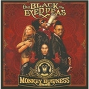 The Black Eyed Peas Monkey Business CD