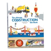 Ultimate Construction Site Book: From Around the World by Tourbillon (Hardback, 2014)