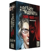 Hostage Negotiator: Crime Wave (Standalone Game & Storage Box)
