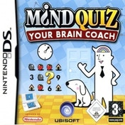 Mind Quiz Your Brain Coach Game DS