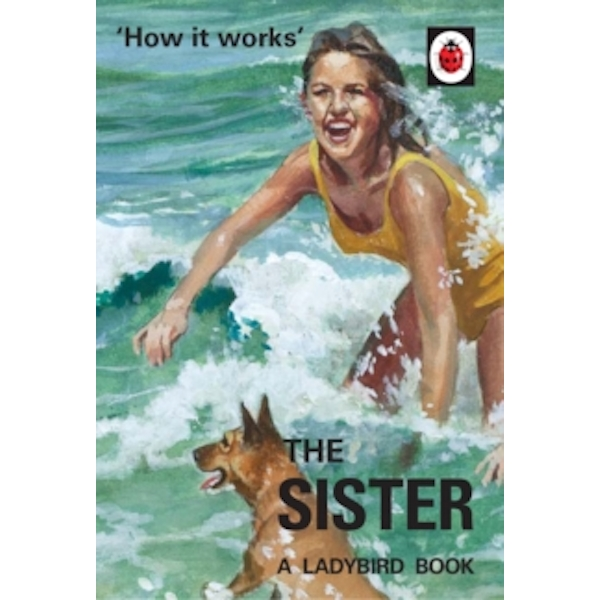 How it Works: The Sister (Ladybird for Grown-Ups) Hardcover