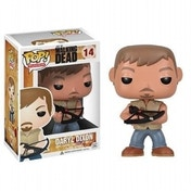 Ex-Display The Walking Dead Daryl Dixon Pop! Vinyl Figure Used - Like New