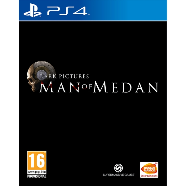 The Dark Pictures Man of Medan PS4 Game