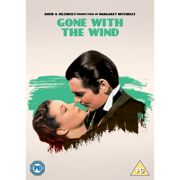 Gone With The Wind 1939 DVD