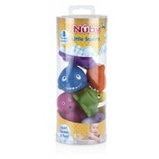 Nuby Squirters Bath Time Toys