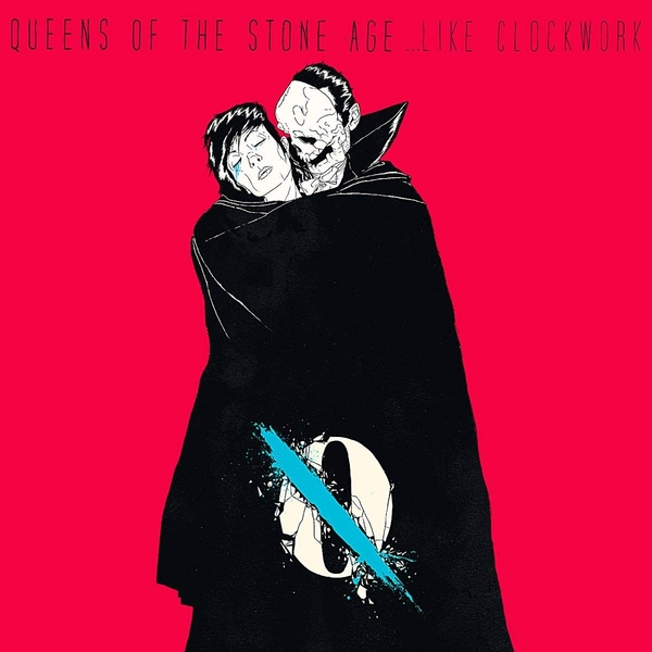 Queens Of The Stone Age - Like Clockwork Vinyl