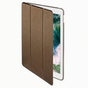 """Hama """"Fold Clear"""" Tablet Case for Apple iPad 9.7 (2017/2018), brown"""