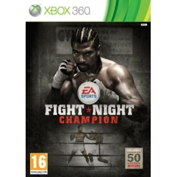 Fight Night Champion Game Xbox 360 - Image 1