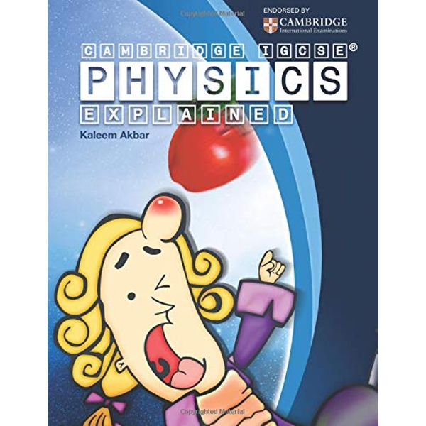 Cambridge IGCSE Physics Explained Colour Version Paperback / softback 2018