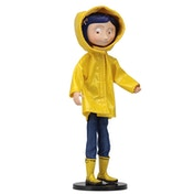 Coraline Raincoat and Boots (Coraline Movie) Neca 7 Inch Figure