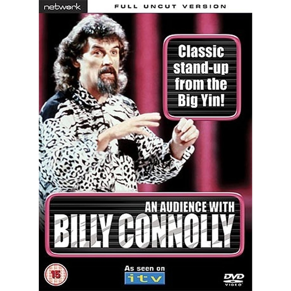 An Audience with Billy Connolly DVD
