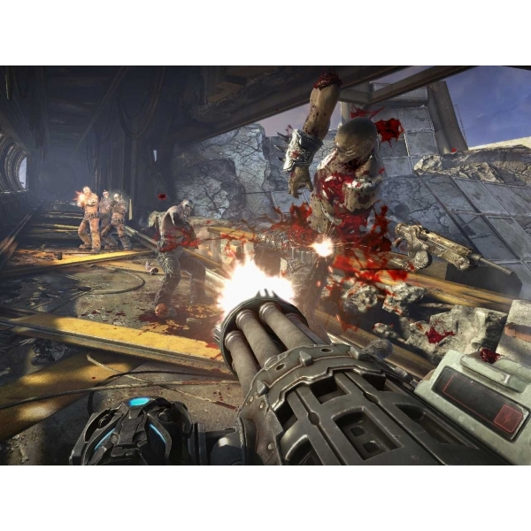 Bulletstorm Game Xbox 360 - Image 2