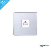 Energenie Mi|Home Smart Single Chrome Light Switch