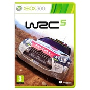 WRC 5 World Rally Championship Xbox 360 Game