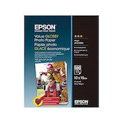 Epson C13S400039 A6 Glossy Photo Paper