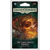 Arkham Horror LCG The Essex County Express Expansion