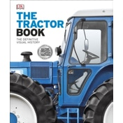 The Tractor Book by DK (Hardback, 2015)